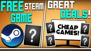 Game Goes FREE Forever on Steam + Great PC Game Deals
