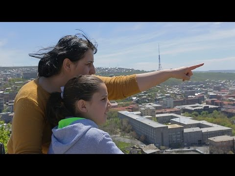 Child Protection in Armenia – Sveta's Story