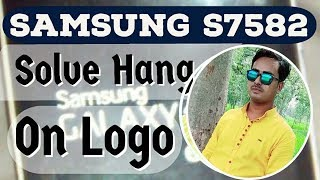 galaxy duos 2|| Hang on logo Solve without flash without hard Reset