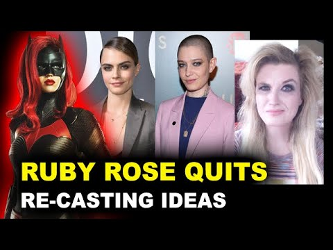 Ruby Rose Quits The CW's 'Batwoman' And Will Have To Be Recast ...