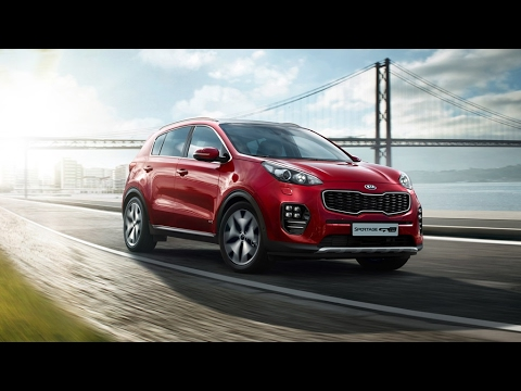 kia sportage prueba test an lisis review en espa ol youtube. Black Bedroom Furniture Sets. Home Design Ideas