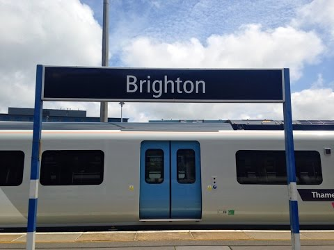 Full Journey on Thameslink (Class 700) from London Bridge to Brighton