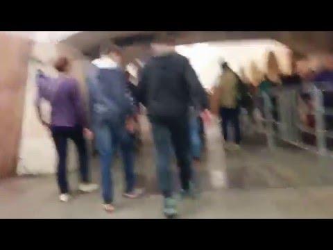 Переход с Лубянки на Кузнецкий мост