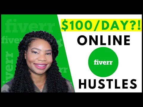 How to Make MONEY on Fiverr TODAY! (Easy 💰) | Online, Remote Work-At-Home Jobs 2019