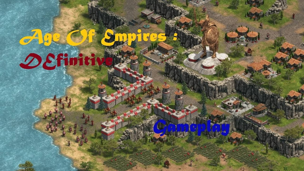 Age of Empires : Definitive Edition Gameplay