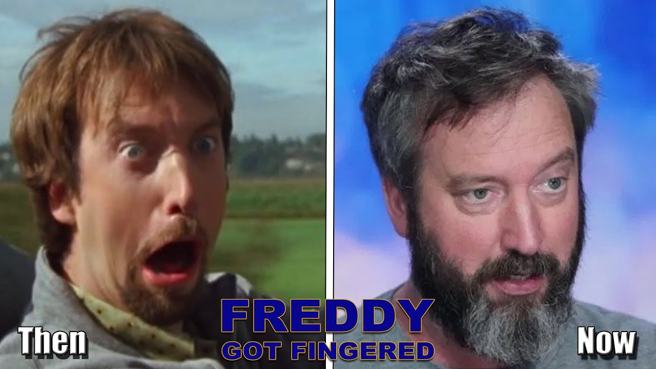 Freddy Got Fingered (2001) Cast Then And Now ★ 2020 (Before And After)