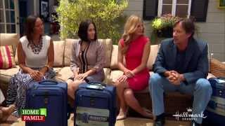 andiamo! - Donna Perkins on Hallmark Channel's Home & Family on July 10, 2014
