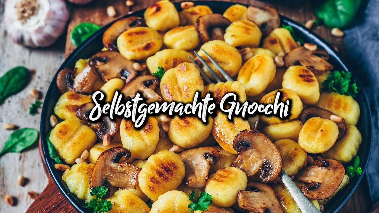 Selbstgemachte Gnocchi (vegan) * Rezept