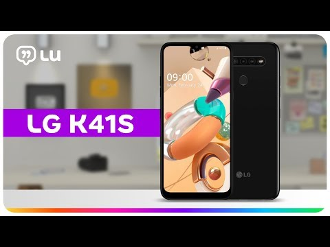 Celulares a venda - Smartphone LG K41S