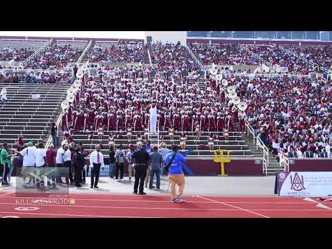 Alabama A&M University Marching Band - Humble - 2017