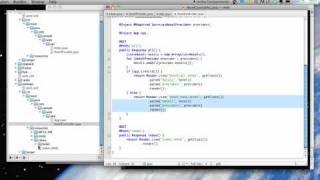 CDI-OSGi webapp sample