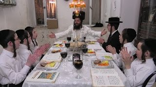 What a Yom Tov Package Really Means to a Poor Family in Eretz Yisroel