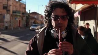 The Many Faces of Jerusalem, RebbeSoul plays Shlomo Carlebach