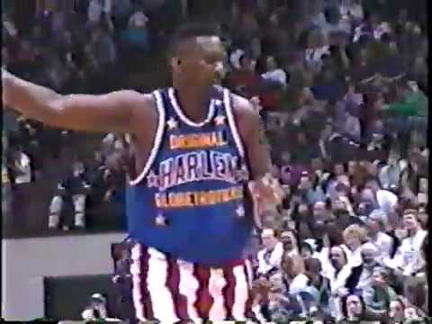 Harlem Globetrotters from the 80's and 90's!