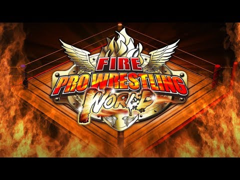 FIRE PRO WRESTLING WORLD | REVIEW STREAM | PS4 | HipHopGamer
