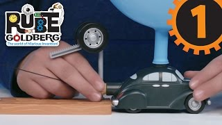 How To: The Speeding Car Challenge - Rube Goldberg