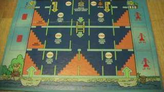 From Pixels to Plastic: Popeye the Arcade Game Board Game (part 1)