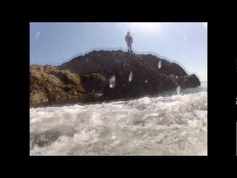 Coasteering Elie Scotland