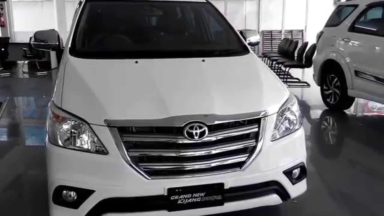 all new kijang innova diesel vs bensin agya trd 1.2 2 0 g m t tahun 2015 rp 237 200 000 youtube