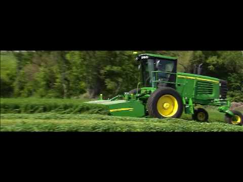 R400 & D400 Windrowers Drapers From John Deere Equipment And RDO Equipment Co.