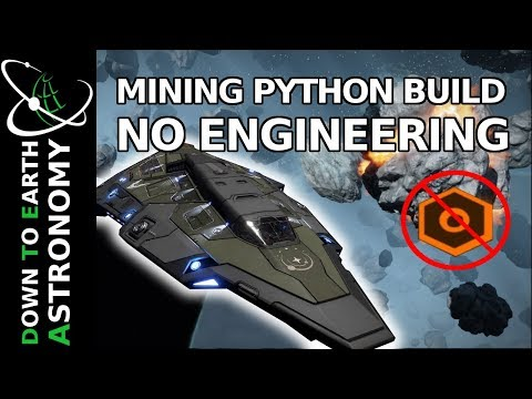 Mining Python Build - NO Engineering Needed | Advanced Miners Guide