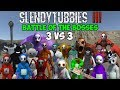 WHO WILL BE THE BEST OF 3 ON 3 SLENDYTUBBIES 3 BATTLE OF THE BOSSES 3 VS 3 TEAM TOURNAMENT mp3