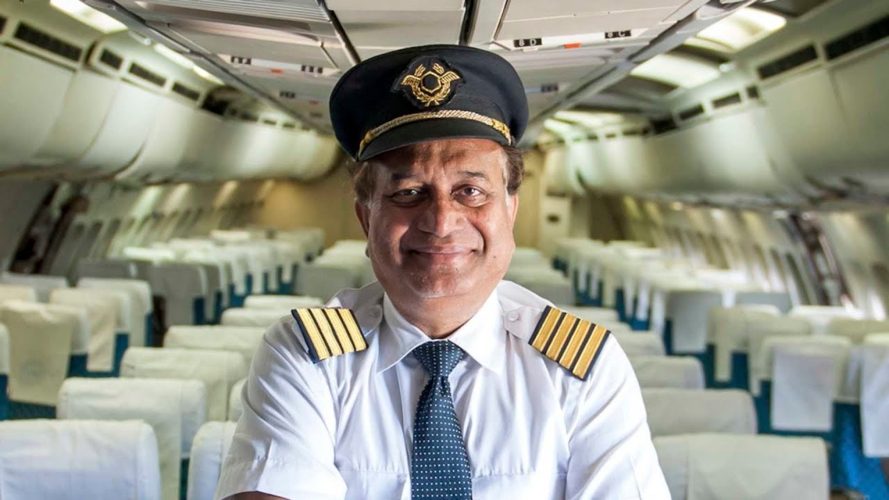 The Plane that gives Flight to Dreams in Delhi, India