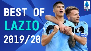 Looking back at all the best goals and moments of lazio so far!   serie a timthis is official channel for a, providing latest highlight...