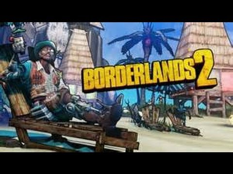 Borderland 2 Son of Crawmerax Headhunter DLC #2-The Hunt is On |