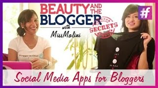 Must Have Social Media Apps For Bloggers | Beauty and The Blogger Secrets