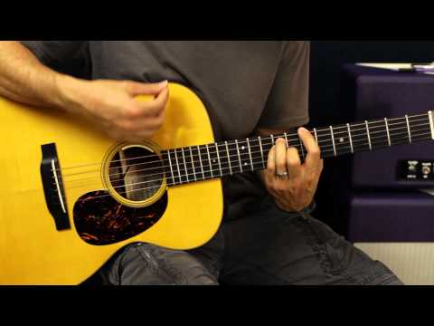Alice In Chains - No Excuses - EASY - Acoustic Guitar Lesson