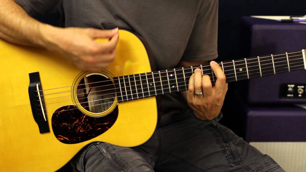 Alice In Chains No Excuses Easy Acoustic Guitar Lesson Youtube