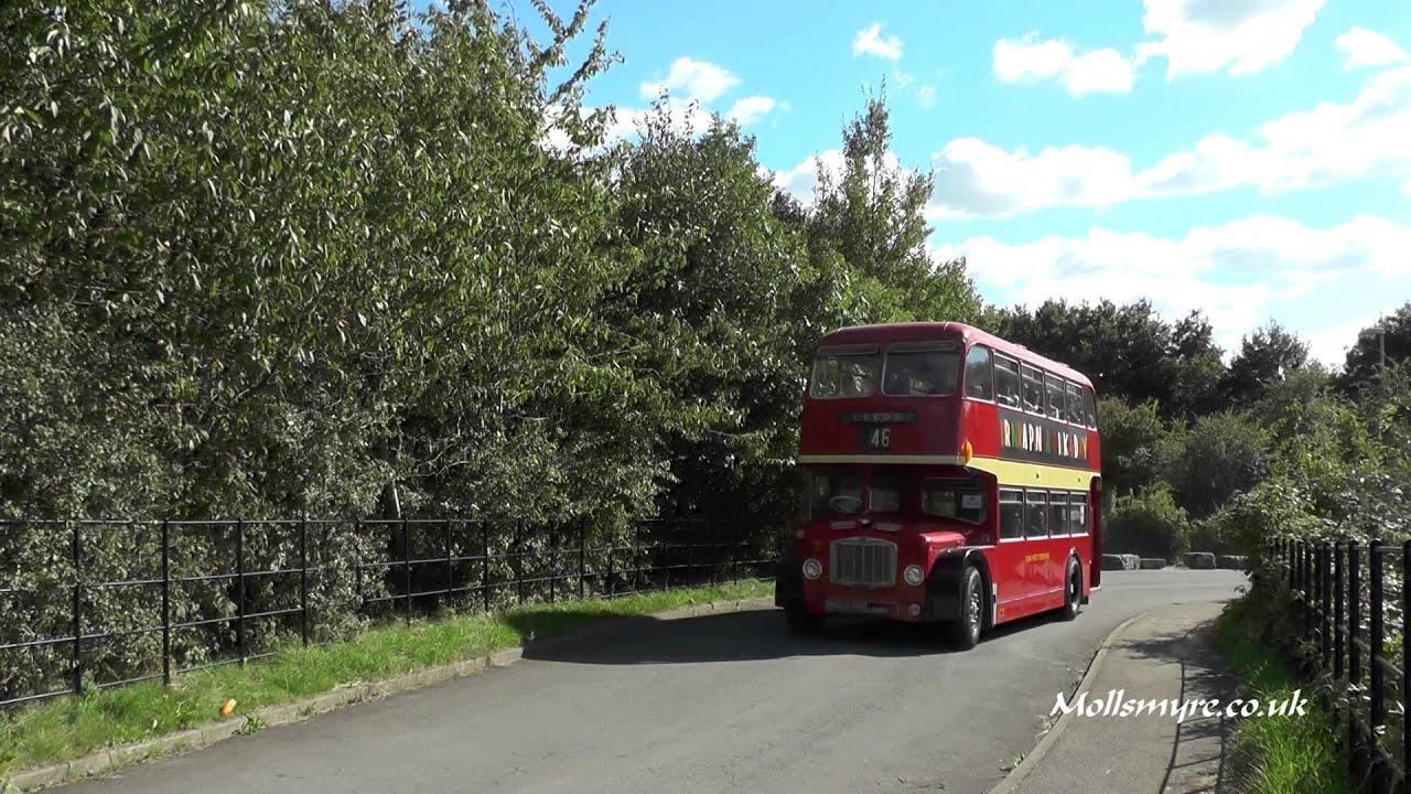 Leeds City Transport Vintage Bus Running Day