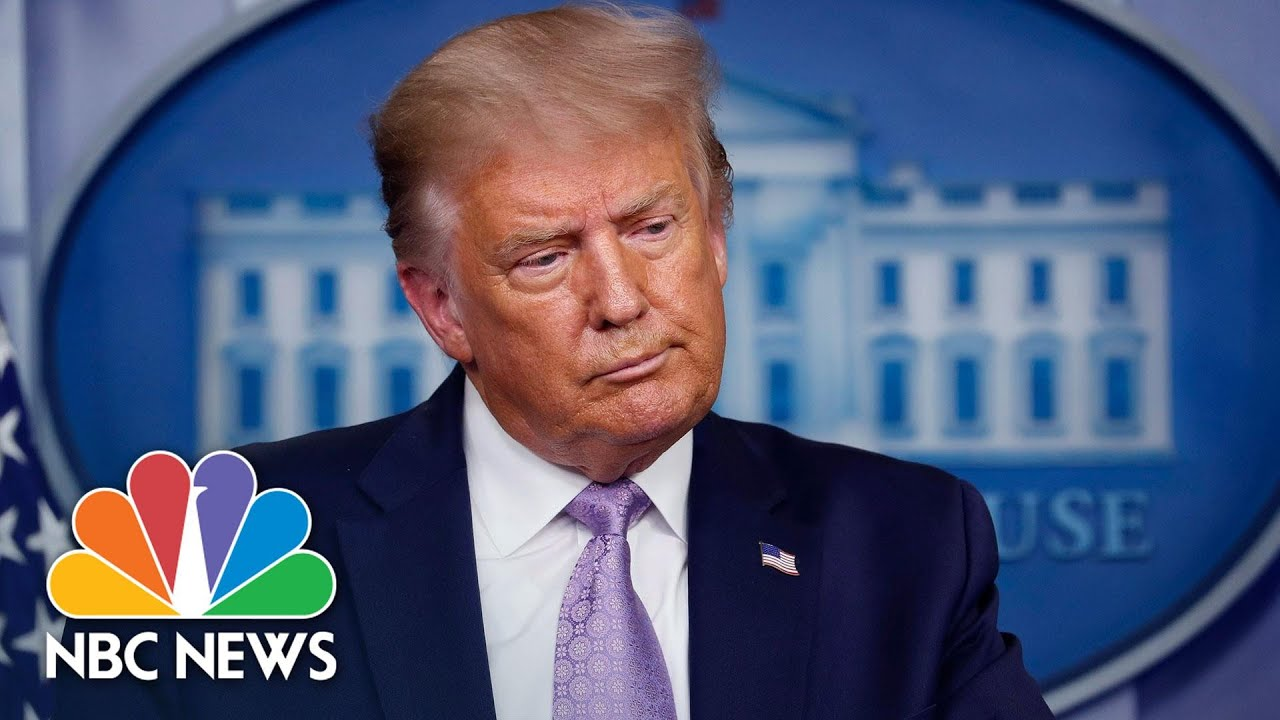 Trump Considering Term-Limited Suspension Of Payroll Tax | NBC News NOW
