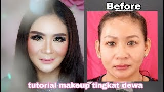 Video Makeup Tingkat DEWA | tutorial makeup | RindyNellaKrisna download MP3, 3GP, MP4, WEBM, AVI, FLV September 2018