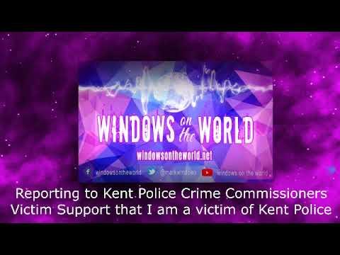 Police Victim calls Victim Support!