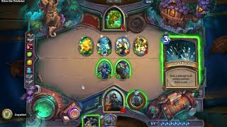 Hearthstone: The Witchwood - Monster Hunt!