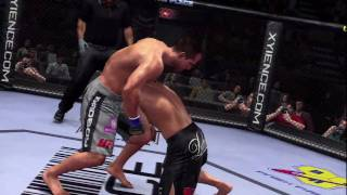 UFC Undisputed 2010 Fighting Techniques Tutorial [HD]