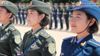ЖЕСТЬ Как в Китае тренируют людей для участия в параде