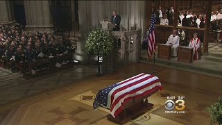 Nation Remembers Former President George H.W. Bush At State Funeral