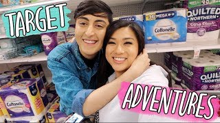 TARGET ADVENTURE WITH ALISHA + OLI!!