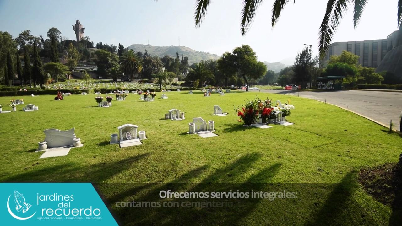Nuestros servicios jardines del recuerdo youtube for Jardines del recuerdo