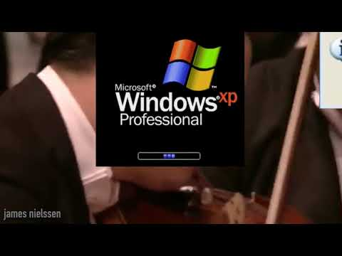 Beethoven's 5th Symphony Recreated From Windows XP Sounds