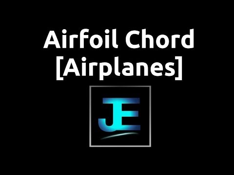 Explained: Airfoil Chord [Airplanes]