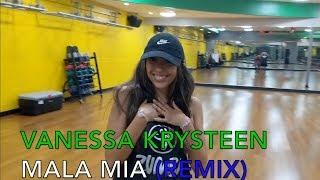 Mala Mia   By Maluma, Becky G & Anitta  Zumba  Vanessa Krysteen