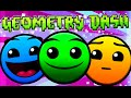 Awesome Start! Geometry Dash (Steam Version) | Levels 1-5