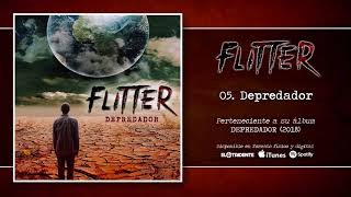 "FLITTER ""Depredador"" (Audiosingle)"