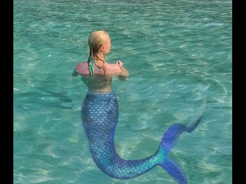 Steps to Becoming a Real Mermaid