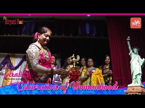 International Women's Day Celebrated by By Parsippany USA NRI Woman Full Episode | YOYO World