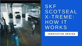 SKF Scotseal X-Treme on Innovations TV